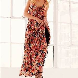 Free People Mulberry Dress